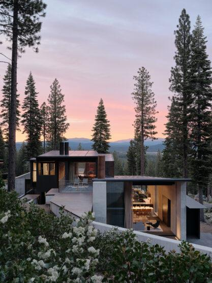 Home of the Week: Lookout House by Faulkner Architects