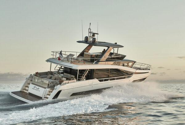 On Board the Remarkable Prestige X70