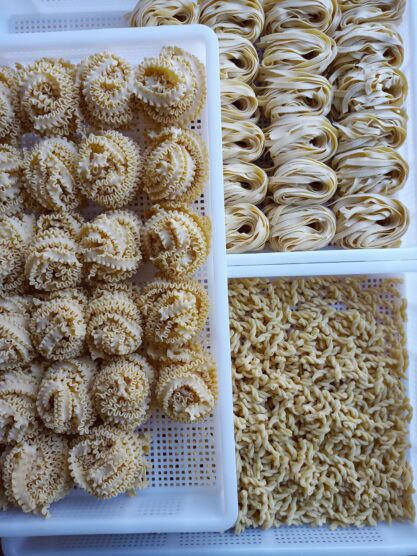 Behind the Pasta Renaissance Driven by Social Media During COVID