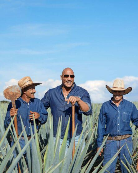 "Dwayne ""The Rock"" Johnson Launches His Ultrapremium Teremana Tequila in Canada"