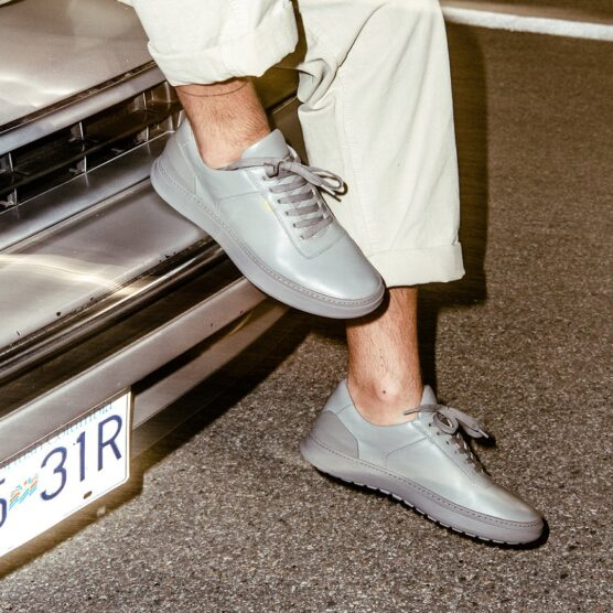The Luxe, Canadian-Designed Sneakers You Need This Spring