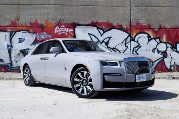 5 Amazing Details of the 2021 Rolls-Royce Ghost