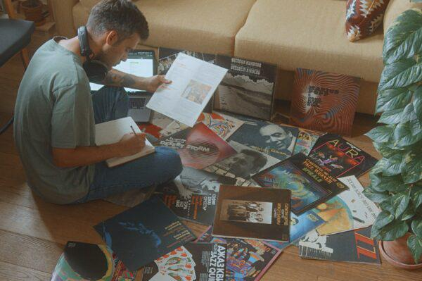 How a Turkish DJ Brings People Together With Vinyl