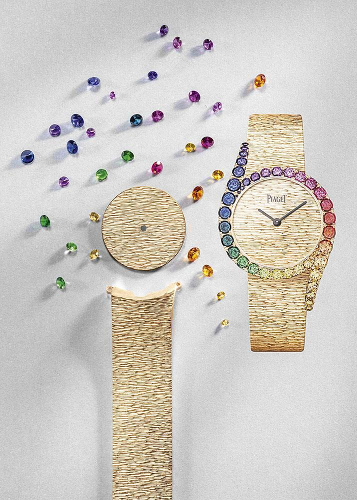 rainbow watches