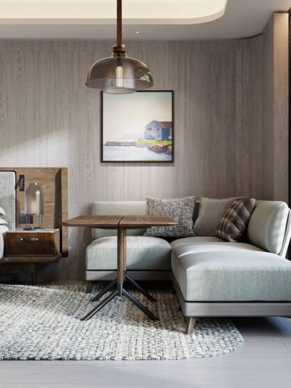 Muir Hotel in Nova Scotia Brings Together Exciting Designers