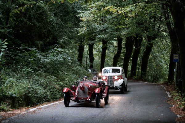 Canossa Events Offers Stunning European Routes in Classic Cars