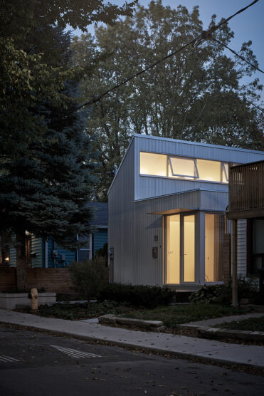 Home of the Week: Craven Road Micro House by Anya Moryoussef Architect