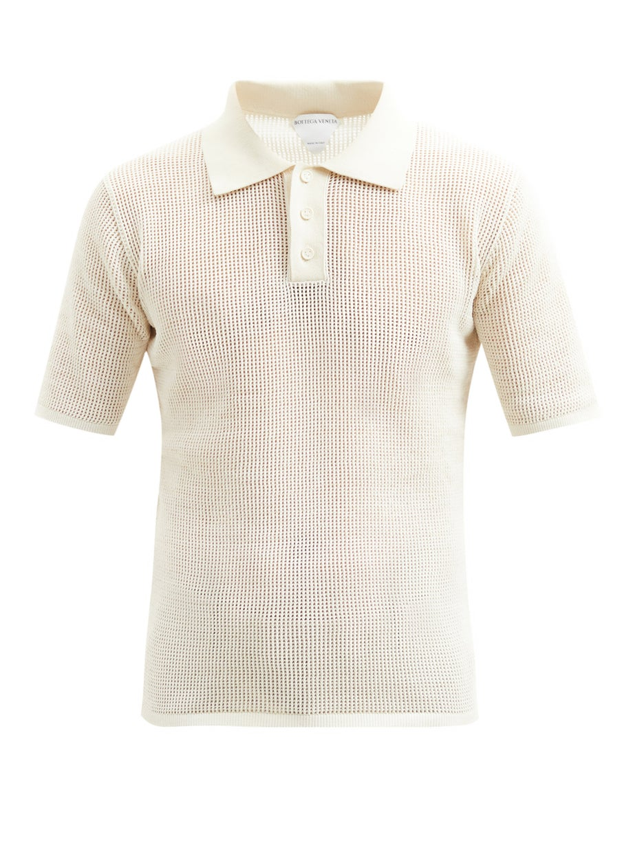 mens style guide boat theme white knit shirt