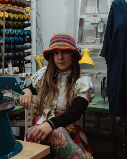 Canadian Designer Olivia Rubens Is at the Forefront of Sustainable Fashion