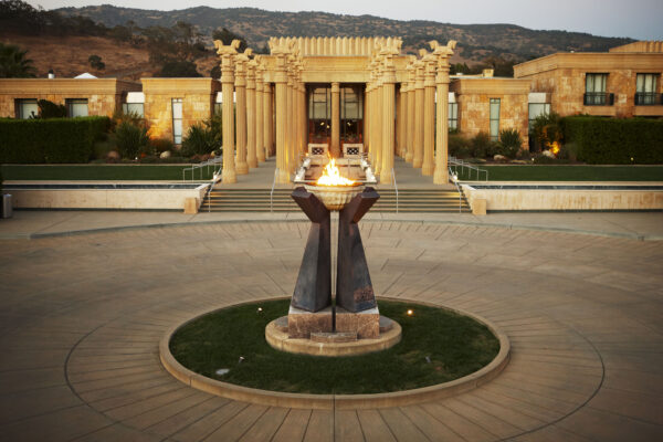 In Napa Valley, Darioush Winery Continues to Prosper With Persian Influence